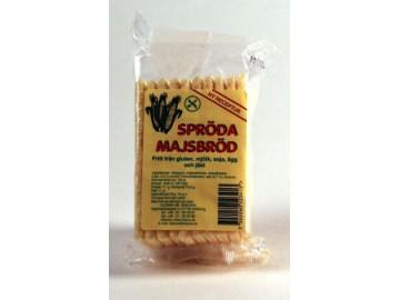 Oldas sprøde maisbrød