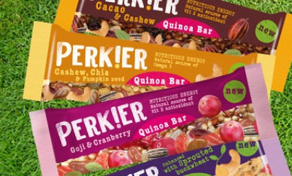 PERKIER BAR. NYE VARIANTER.