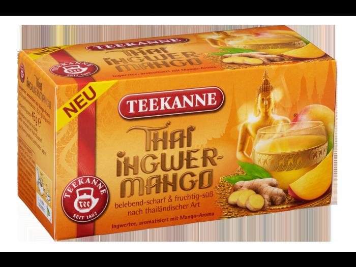 Thai-Ingwer-Mango