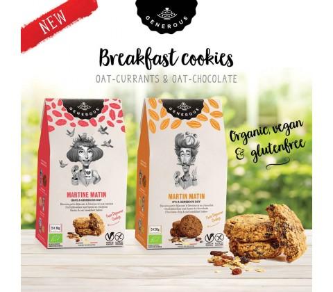 GENEROUS gourmet cookies