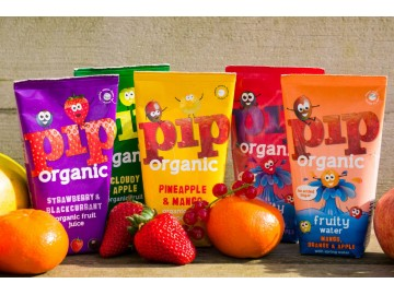 PIP Organic Økologisk fruktdrikk