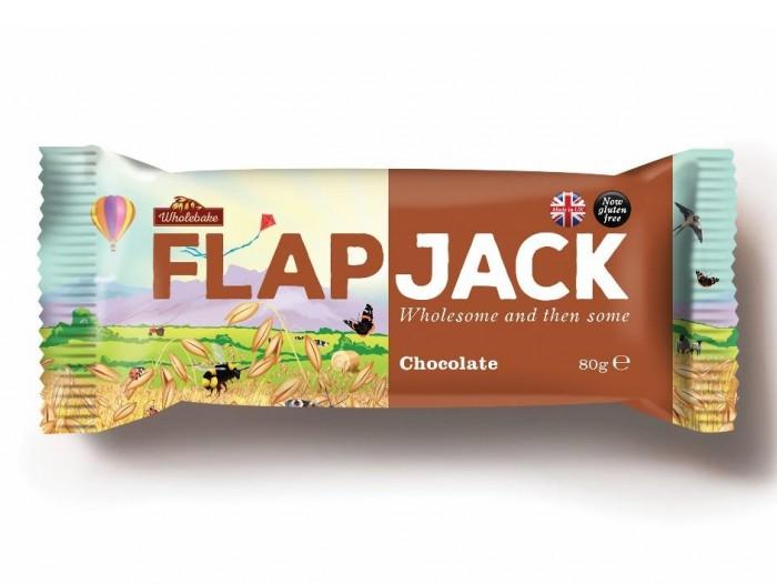 Flapjacks 2017 Chockolate