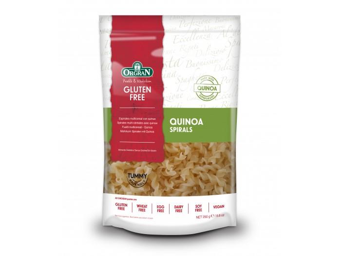 Pasta-Quinoa Spirals 720516022692