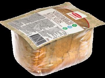 Surdeigs brød med frø og kjerner 2