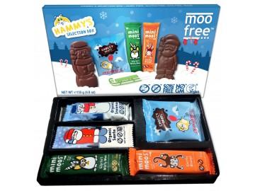 Julen med MOOFREE sjokolade