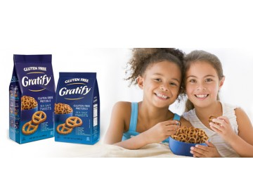 GRATIFY Glutenfri snacks