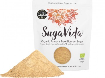 SugaVida Sukker med unike egenskaper