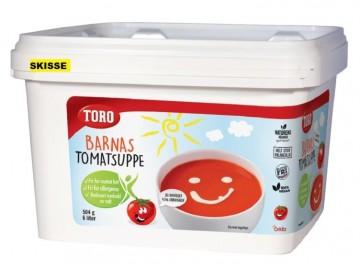 Barnas Tomatsuppe