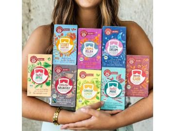 Teekanne Økologisk fra Europas største produsent av urte og frukt te
