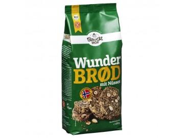 Wonder brød med nøtter