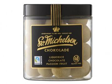 20186 Lakris med hvit sjokolade  passionsfrukt 150g (002)