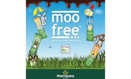 MooFree allergivennlig økologisk sjokolade