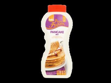 Pancake mix shaker