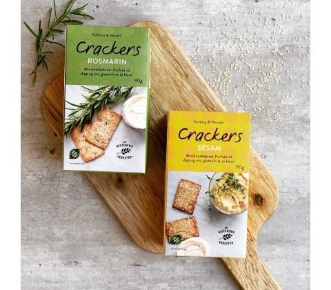 Knekkebrød/Crackers