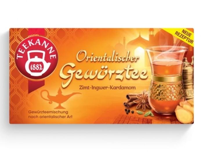 Orientalsk krydder te