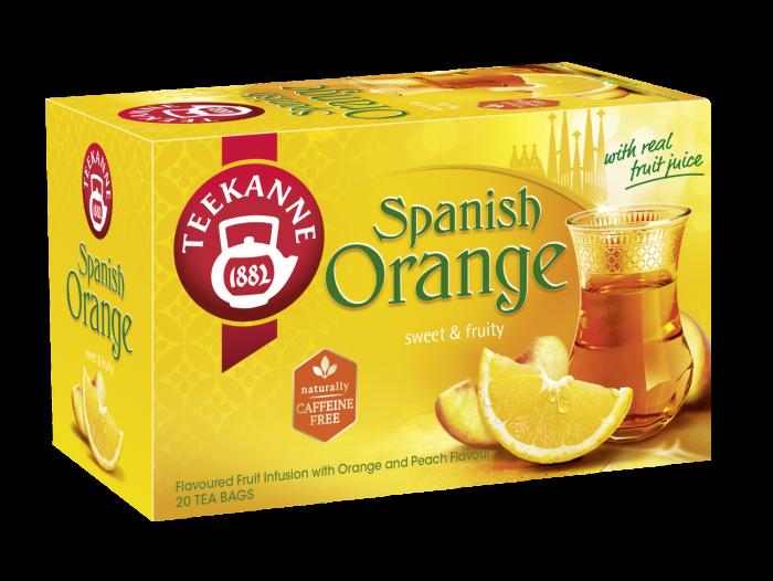 Spanish Orange