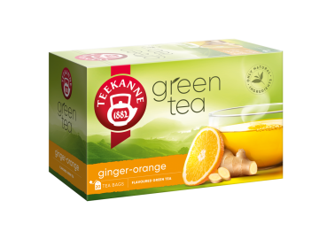 Green Tea Ginger Orange