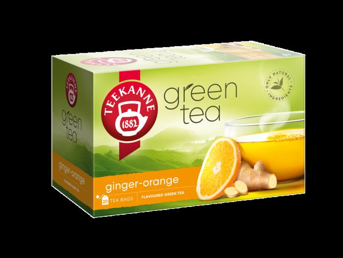 Green Tea Ginger Orange