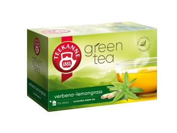 Green Tea Verbena Lemongrass