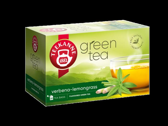 Green Tea Verbena Lemongrass