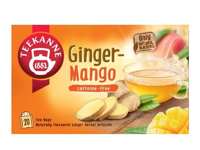 TEEKANNE  Ginger Mango 20200110