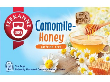 TEEKANNE Camomile Honey Ginger Mango 20200110