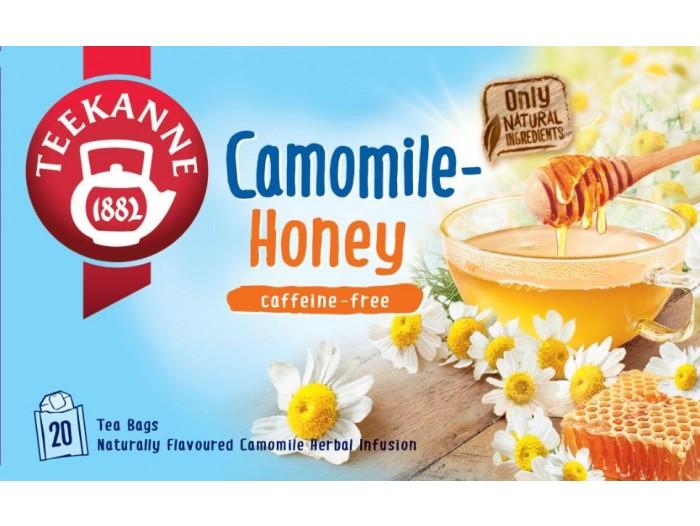 TEEKANNE Camomile Honey Ginger Mango 20200110