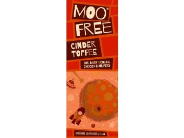 Moo Free Premium bar Cinder Toffee