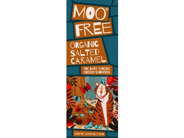 Moo Free Premium bar Sea Salt & Caramel