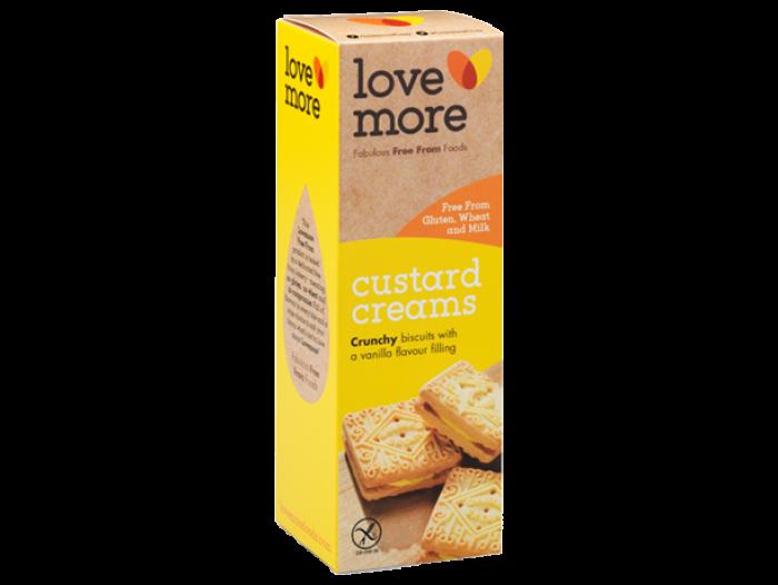 Lovemore CUSTARD CREAMS