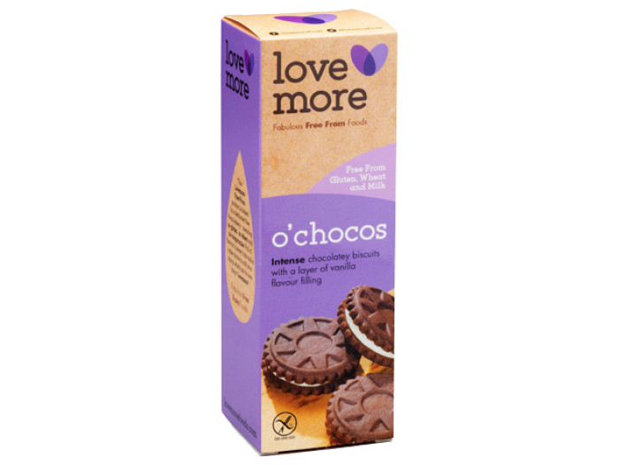 Lovemore O' CHOCOS
