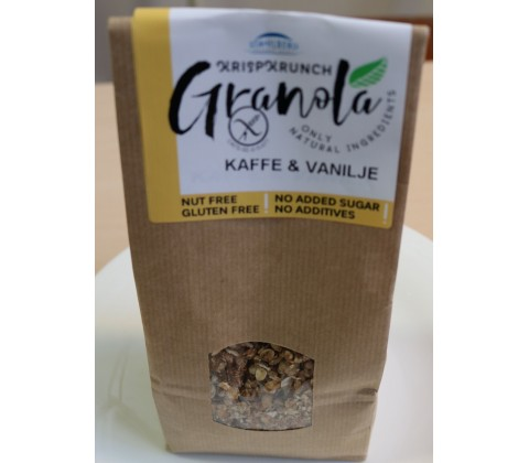 Frokostblandinger/Granola/Musli