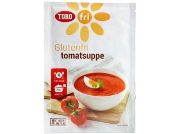 Toro fri for Tomatsuppe